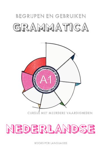 Omslagafbeelding voor Dutch Grammar A1 Level