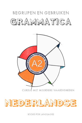 Cover image for Dutch Grammar A2 Level
