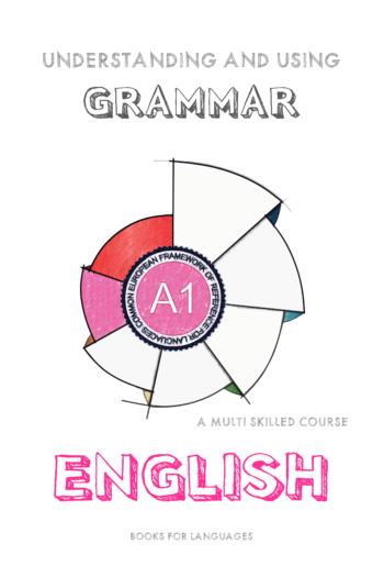 Page couverture de English Grammar A1 Level