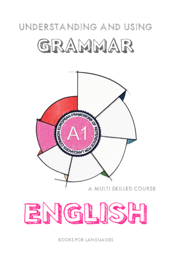 Cover image for English Grammar A1 Level for Indonesian speakers