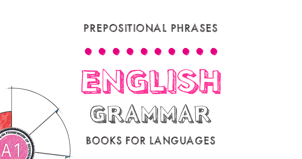 Frases Preposicionales English Grammar A1 Level For