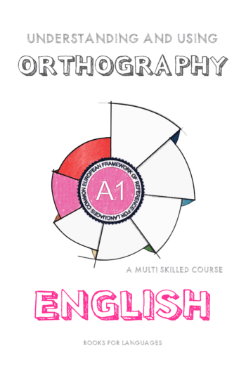 Cover image for English Orthography A1 Level