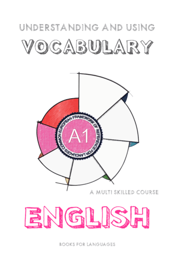 Cover image for English Vocabulary A1 Level