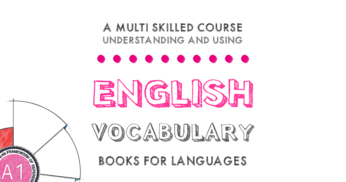 by Books for Languages | English Vocabulary A1 Level