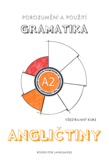 Cover image for English Grammar A2 Level for Czech speakers