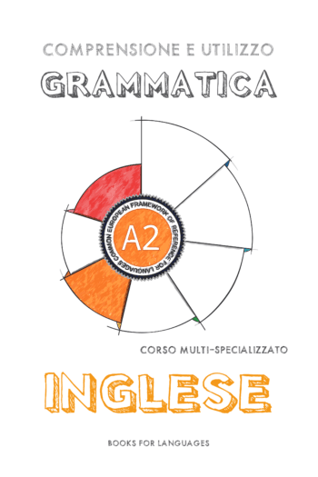 Cover image for English Grammar A2 Level for Italian speakers