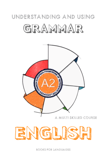 Cover image for English Grammar A2 Level for Kazak speakers
