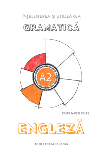 Cover image for English Grammar A2 Level for Romanian speakers