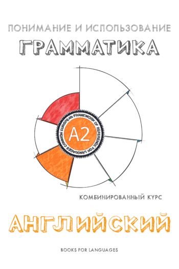 Cover image for English Grammar A2 Level for Russian speakers