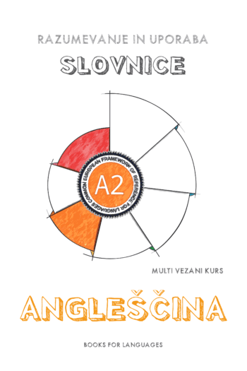 Cover image for English Grammar A2 Level for Slovene speakers