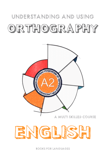 Cover image for English Orthography A2 Level