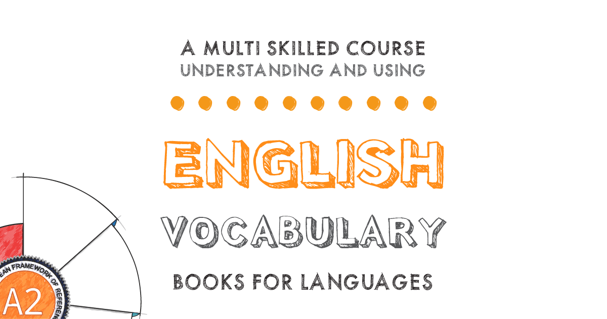 by Books for Languages | English Vocabulary A2 Level