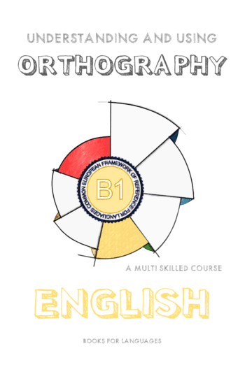 Cover image for English Orthography B1 Level