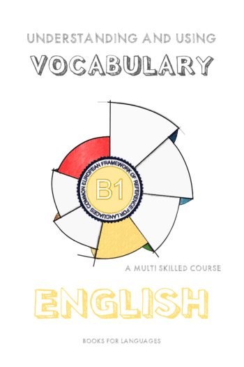 Cover image for English Vocabulary B1 Level