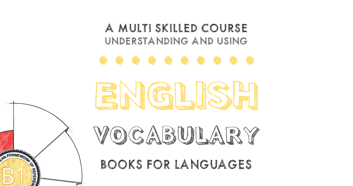 by Books for Languages | English Vocabulary B1 Level