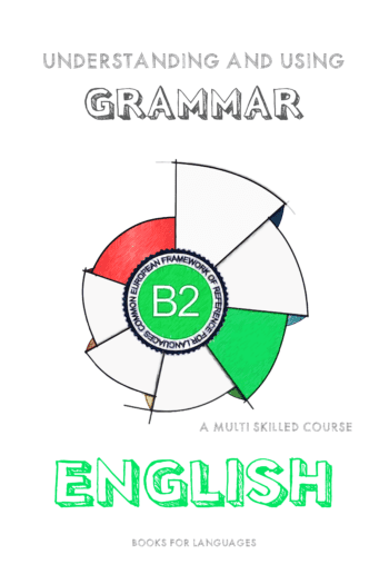 Cover image for English Grammar B2 Level