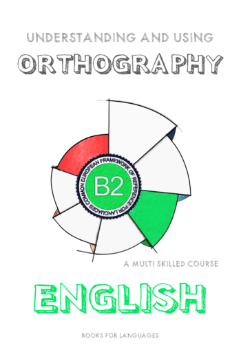 Cover image for English Orthography B2 Level