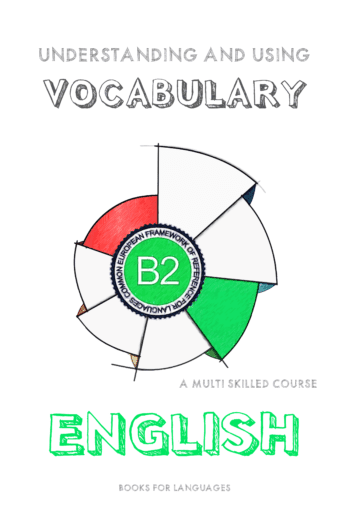 Cover image for English Vocabulary B2 Level