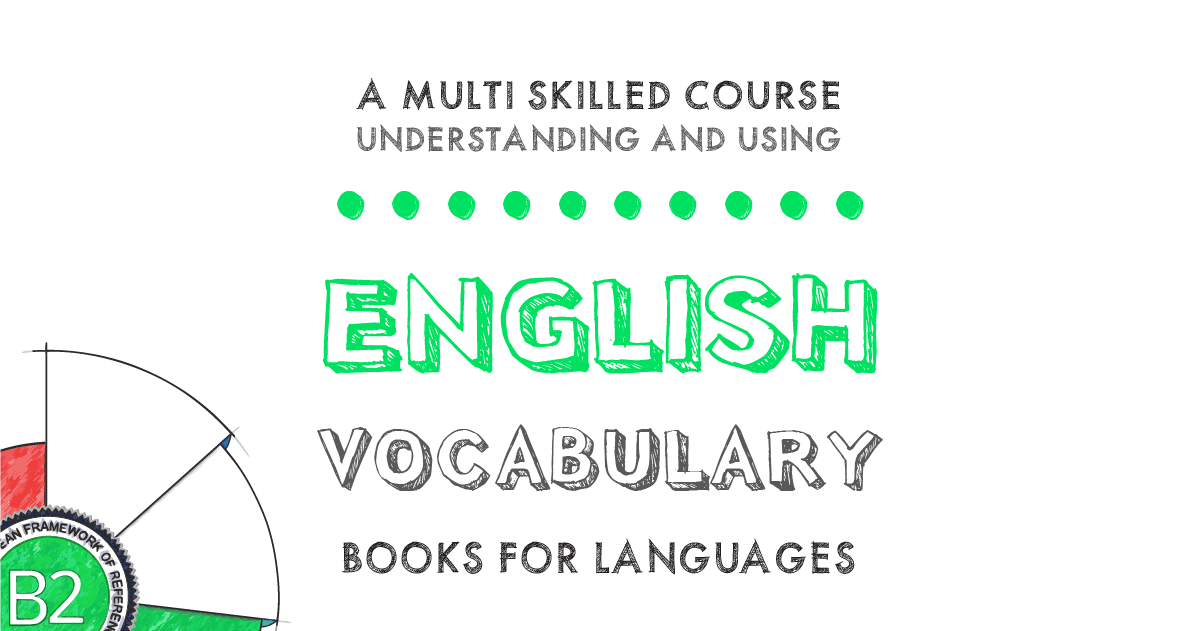 by Books for Languages | English Vocabulary B2 Level