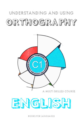 Cover image for English Orthography C1 Level