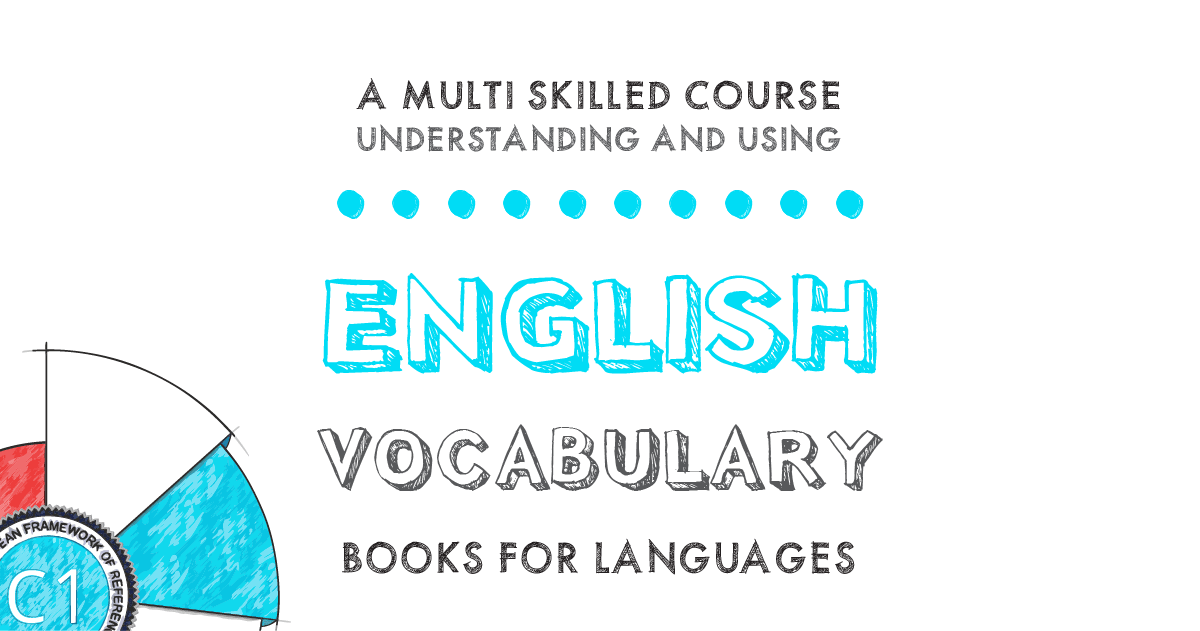 by Books for Languages | English Vocabulary C1 Level