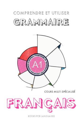Imagen de cubierta por French A1 Grammar for Spanish speakers