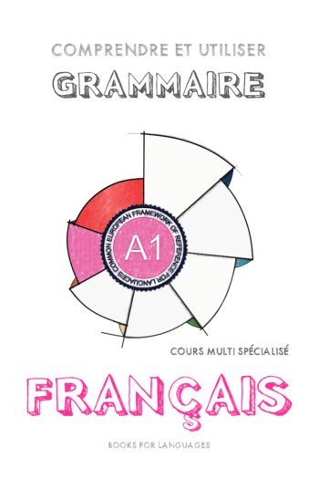 Page couverture de French Grammar A1 Level