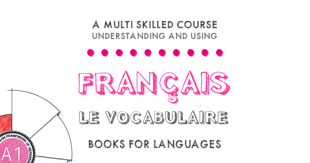 French Vocabulary A1 Level | by Books for Languages