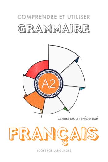 Imagen de cubierta por French A2 Grammar ES