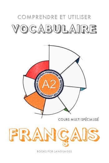 Page couverture de French Vocabulary A2 Level