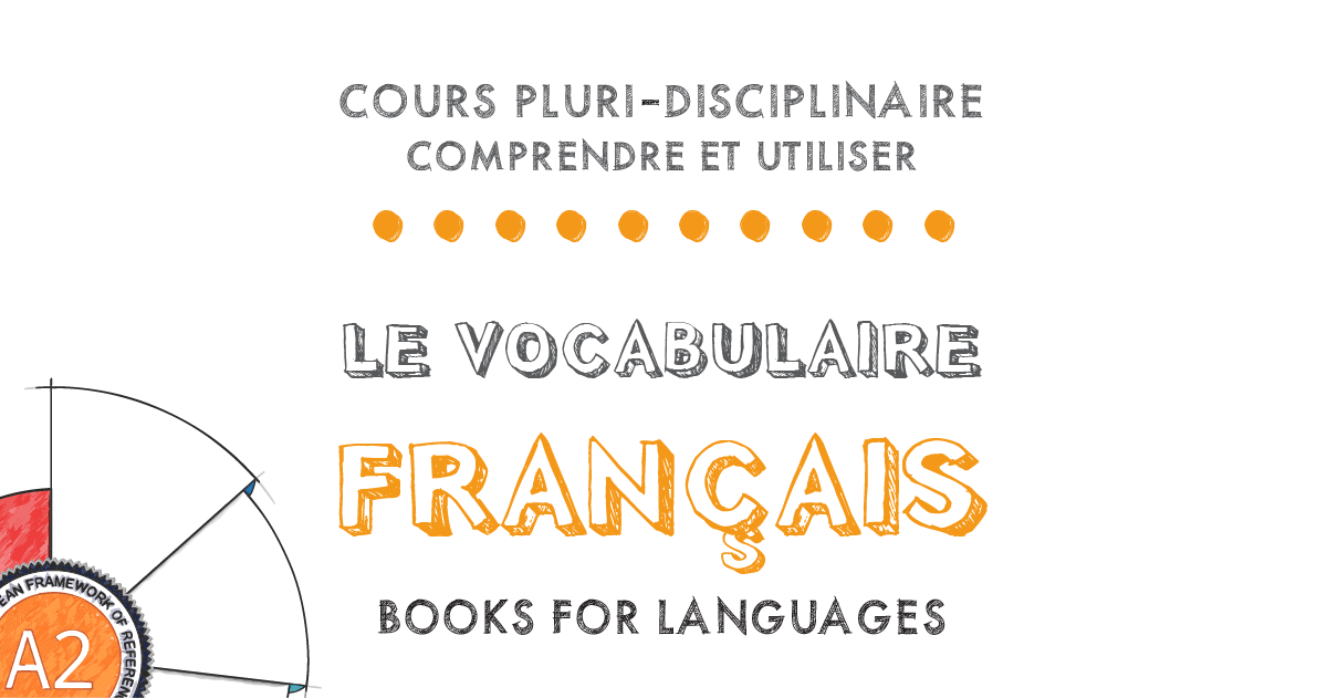 French Vocabulary A2 Level | by Books for Languages
