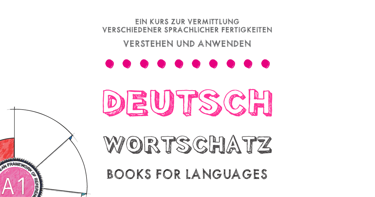 by Books for Languages | German Vocabulary A1 Level