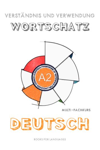 Titelbild für German Vocabulary A2 Level