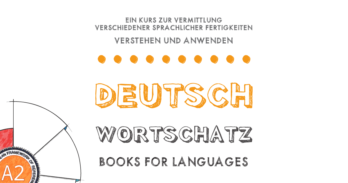 by Books for Languages | German Vocabulary A2 Level