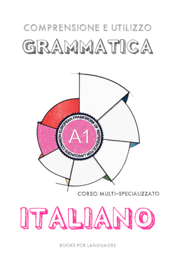 Cover image for Italian Grammar A1 Level
