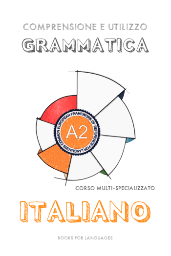 Cover image for Italian Grammar A2 Level