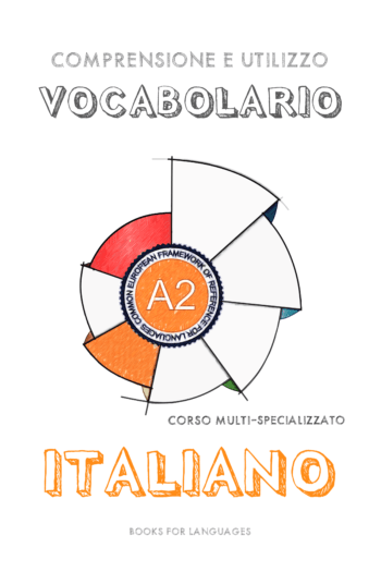 Cover image for Italian Vocabulary A2 Level