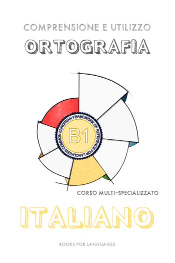 Cover image for Italian Orthography B1 Level