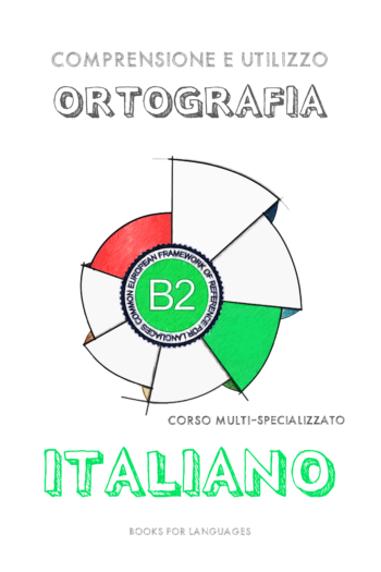 Cover image for Italian Orthography B2 Level