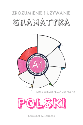 Cover image for Polish Grammar A1 Level