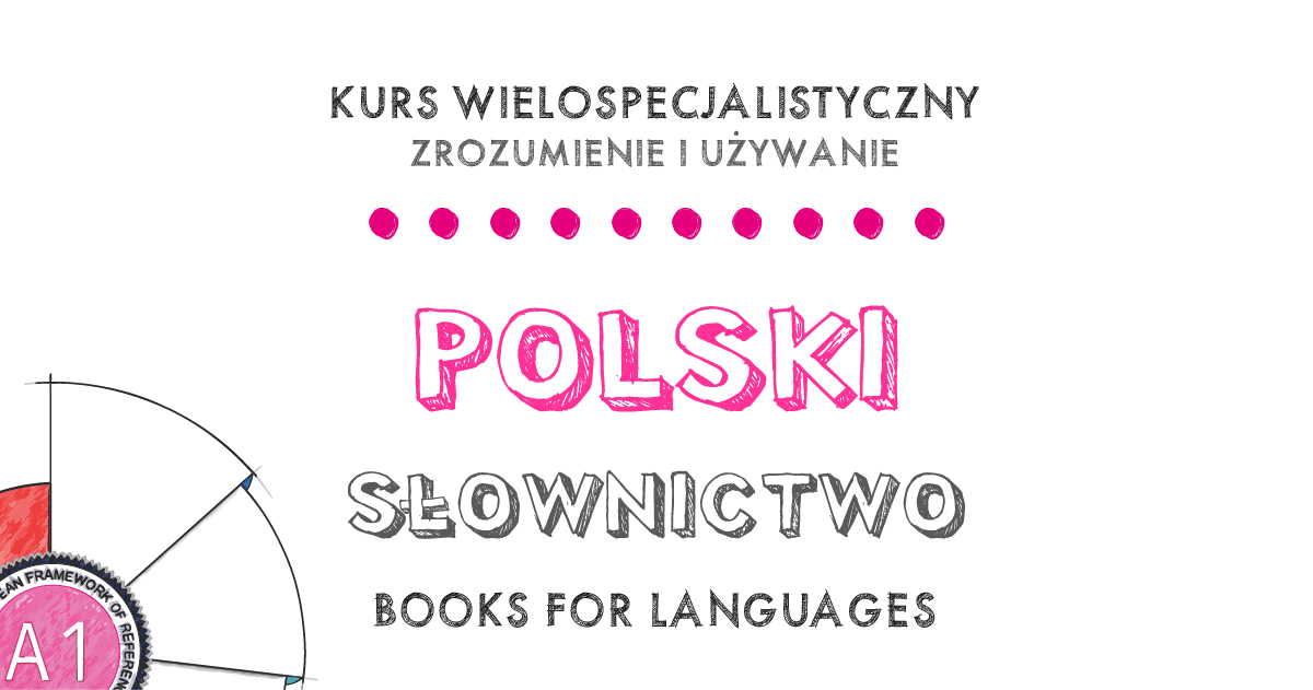 by Books for Languages | Polish Vocabulary A1 Level