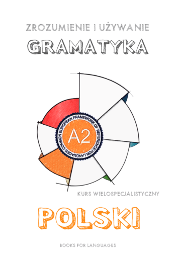 Cover image for Polish Grammar A2 Level