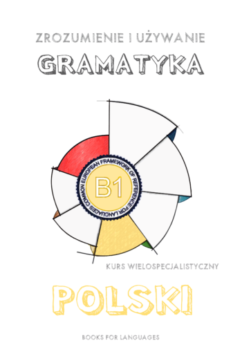 Cover image for Polish Grammar B1 Level
