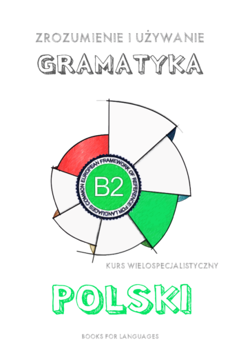 Cover image for Polish Grammar B2 Level