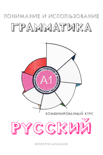 Cover image for Russian Grammar A1 Level