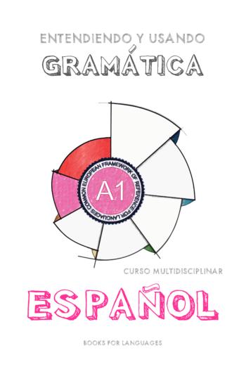 Page couverture de Spanish A1 Grammar FR