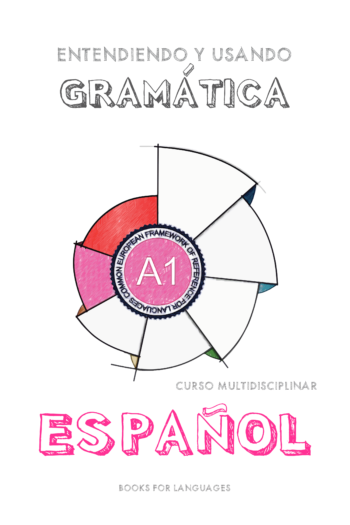Cover image for Spanish A1 Grammar IT