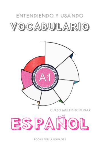 Cover image for Vocabulario Español Nivel A1