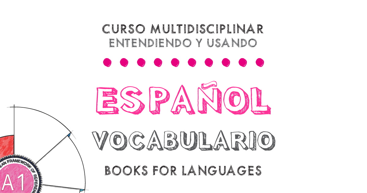 by Books for Languages | Vocabulario Español Nivel A1