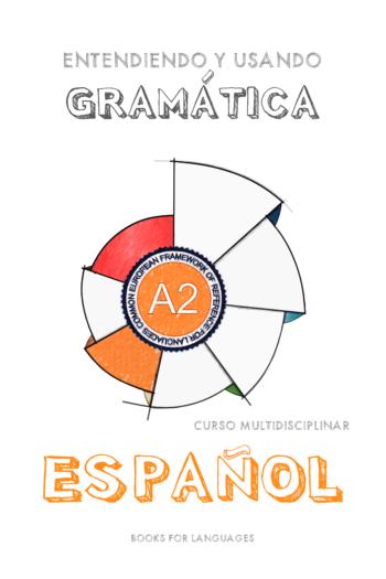 Page couverture de Spanish A2 Grammar FR